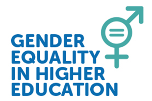 Logo Gender Equality in Higher Education